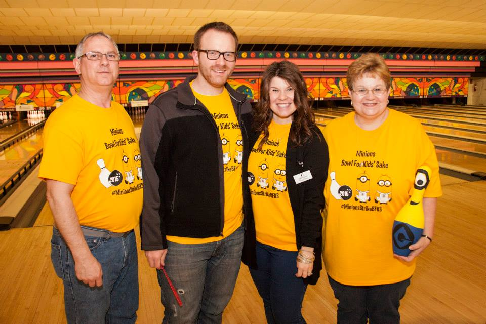 Our 2015 BFKS Team-Holy Rollers