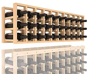 Wine Racks of America 10 Column Cellar Extender
