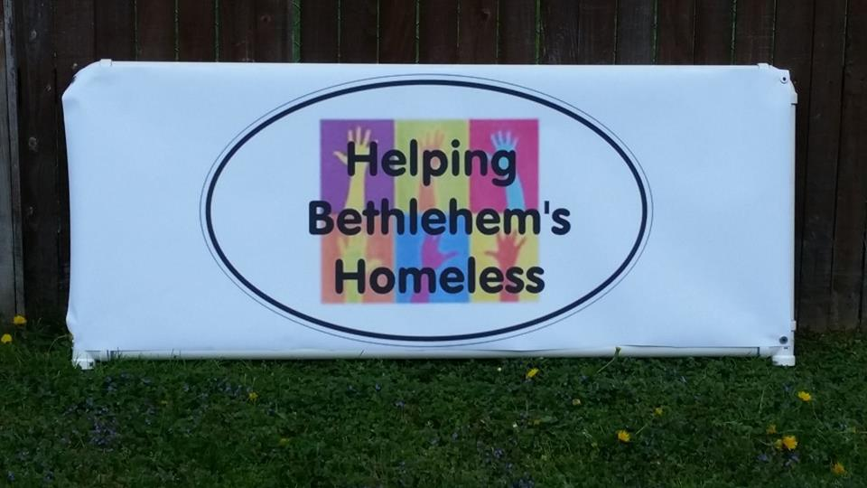 Helping Bethlehem's Homeless