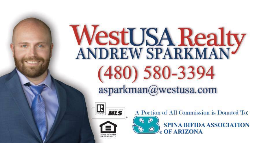 Andrew Sparkman - West USA Realty