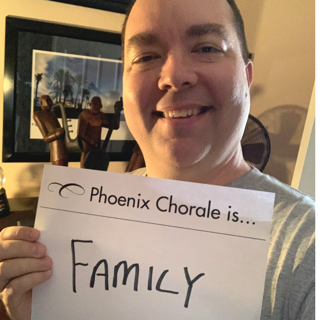 Phoenix Chorale is Family
