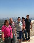 A TASC Group Enjoying An Outdoor Activity in LA