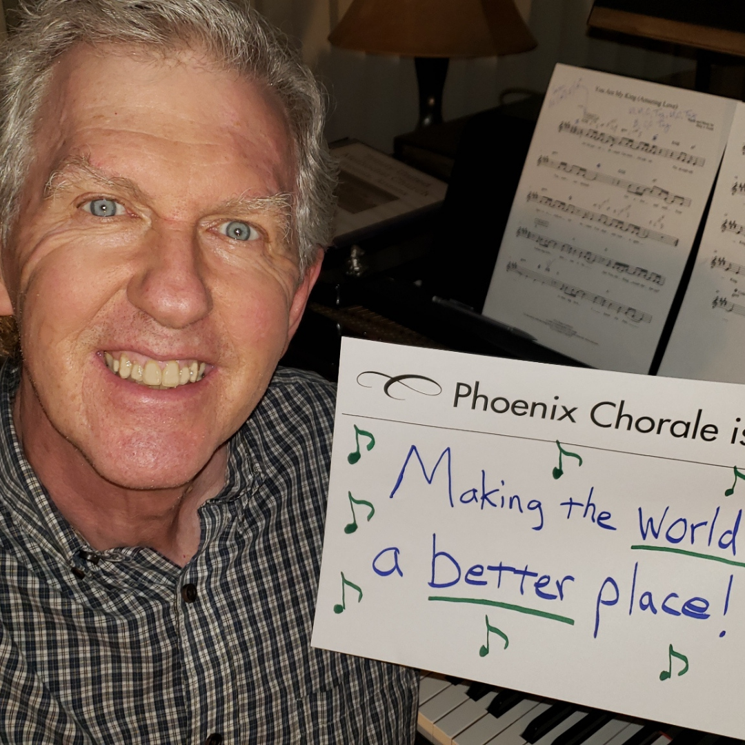 Phoenix Chorale is Making the World a Better Place