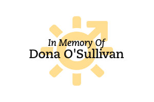 In Memory of Dona O' Sullivan