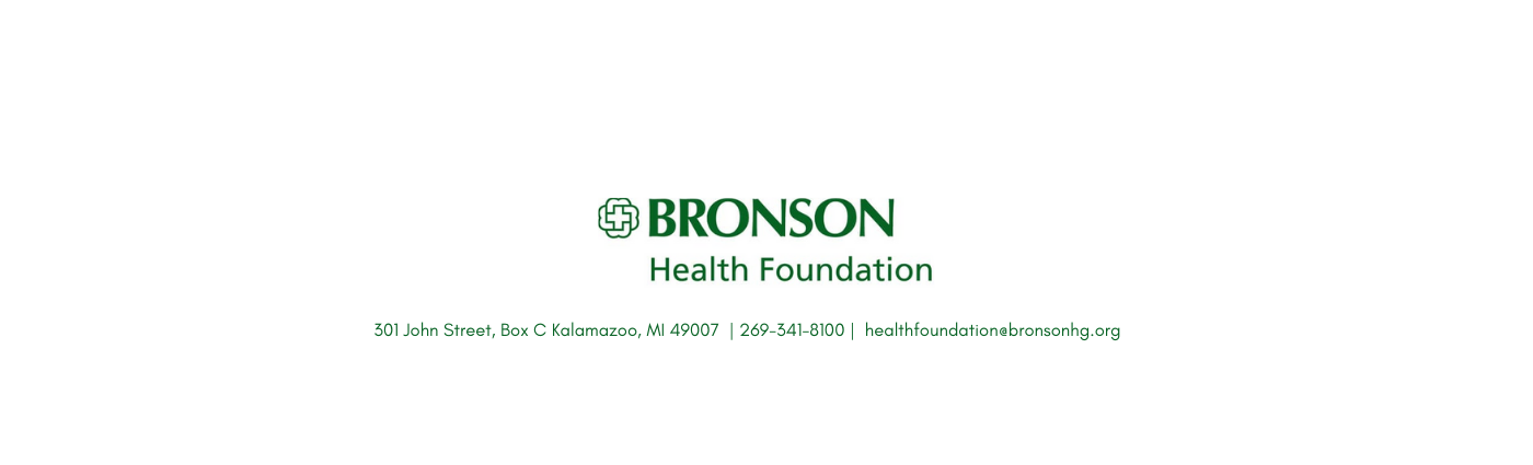 Bronson Children's Hospital Virtual Run & Walk
