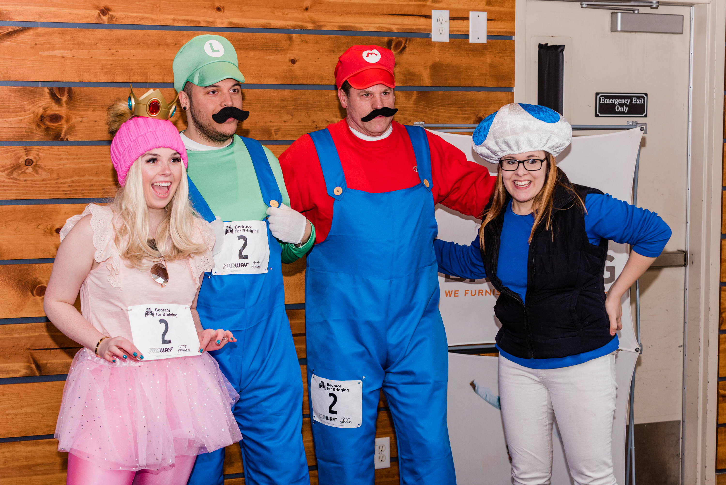 Super Mario - aka Heartland Woodlands team