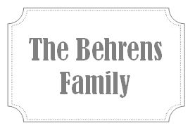 The Behrens Family