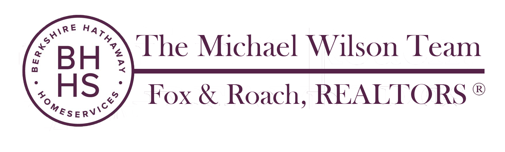 The Michael Wilson Team, Berkshire Hathaway Home Services/Fox & Roach Realtors
