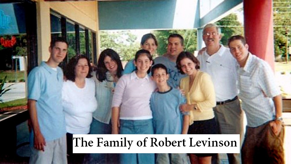 The Family of Robert Levinson