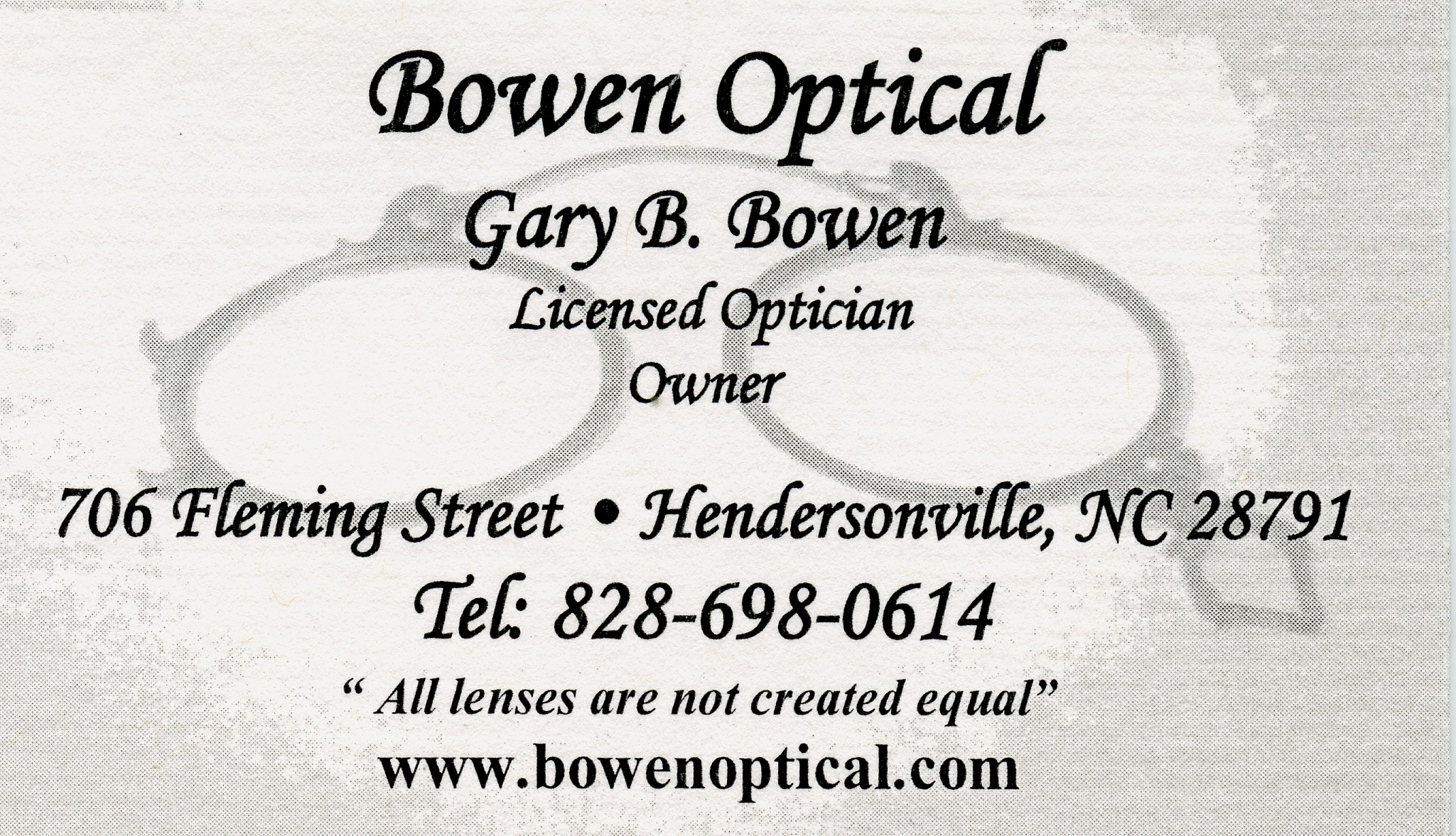 Bowen Optical