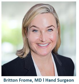 Britton Frome, MD l Hand Surgeon