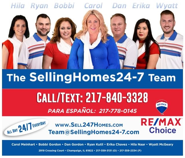 The Selling Homes 24/7 Team - Remax Choice