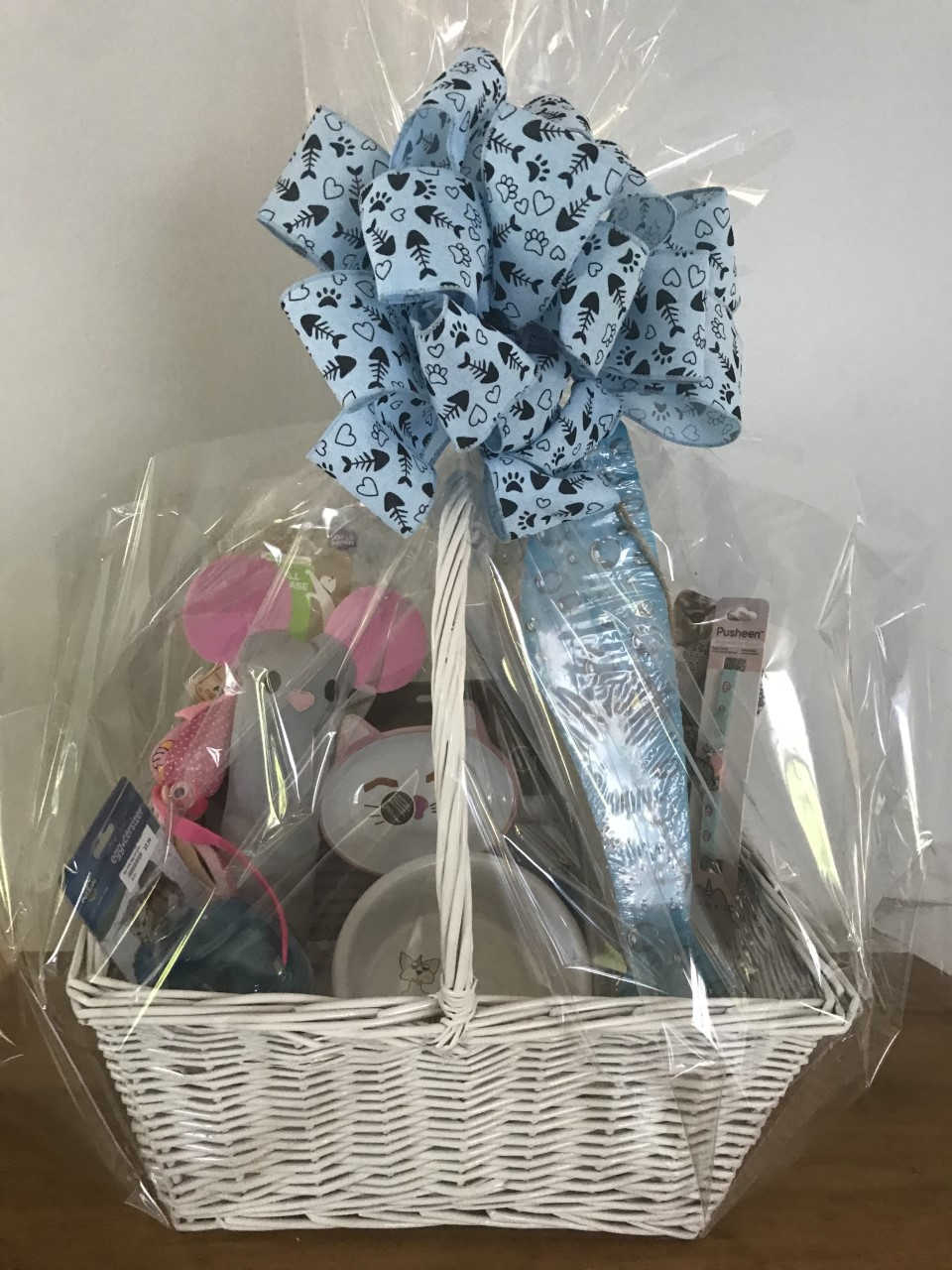 Cat Lovers Basket