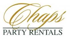 Chaps Party Rentals