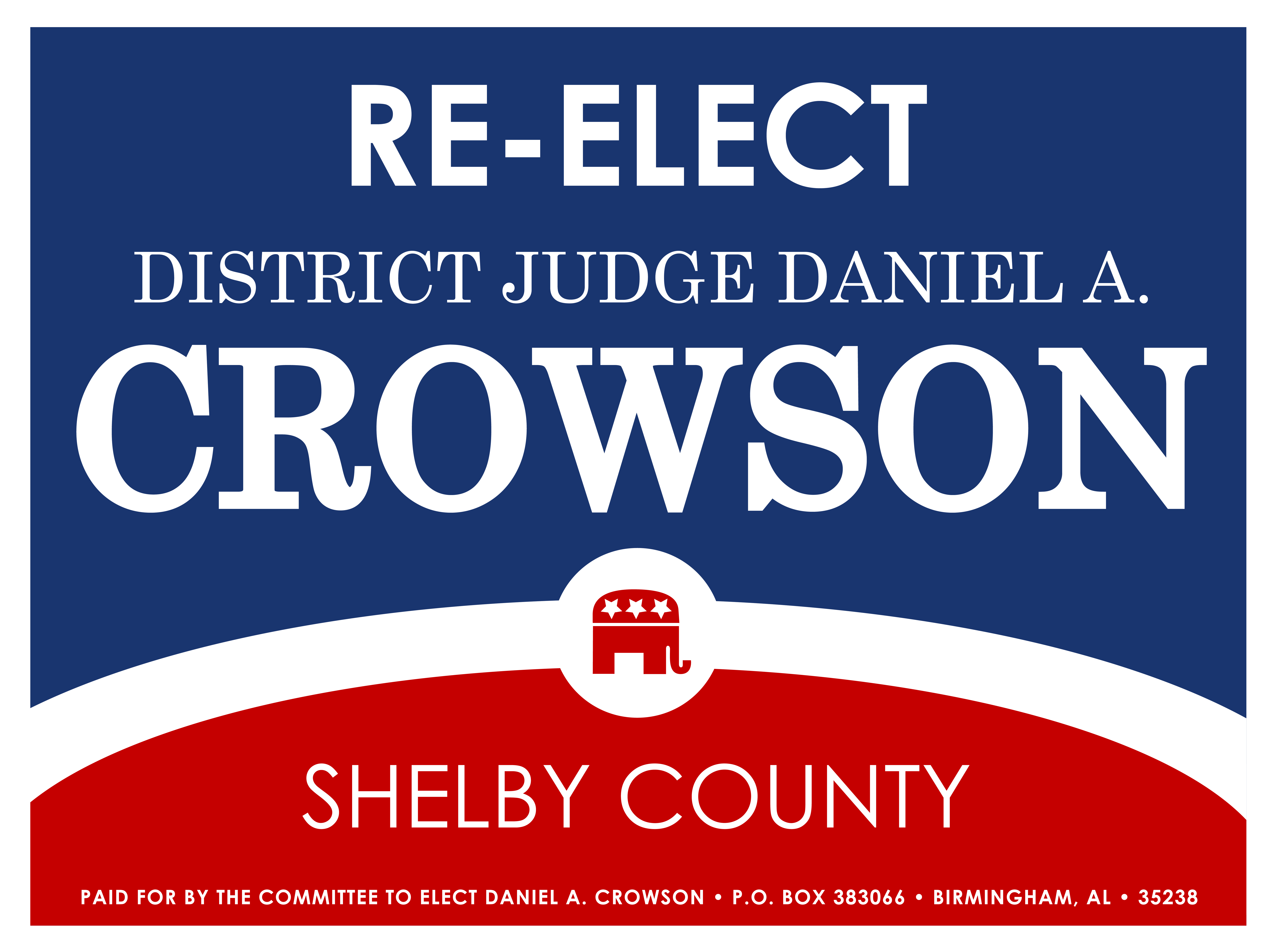 Committee to Re-Elect Daniel A. Crowson