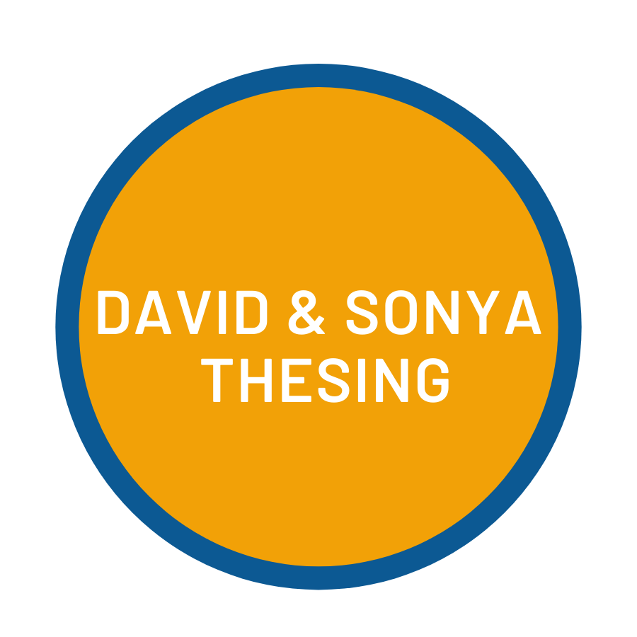 David and Sonya Thesing