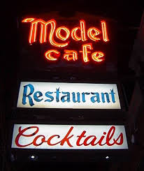 The Model Cafe