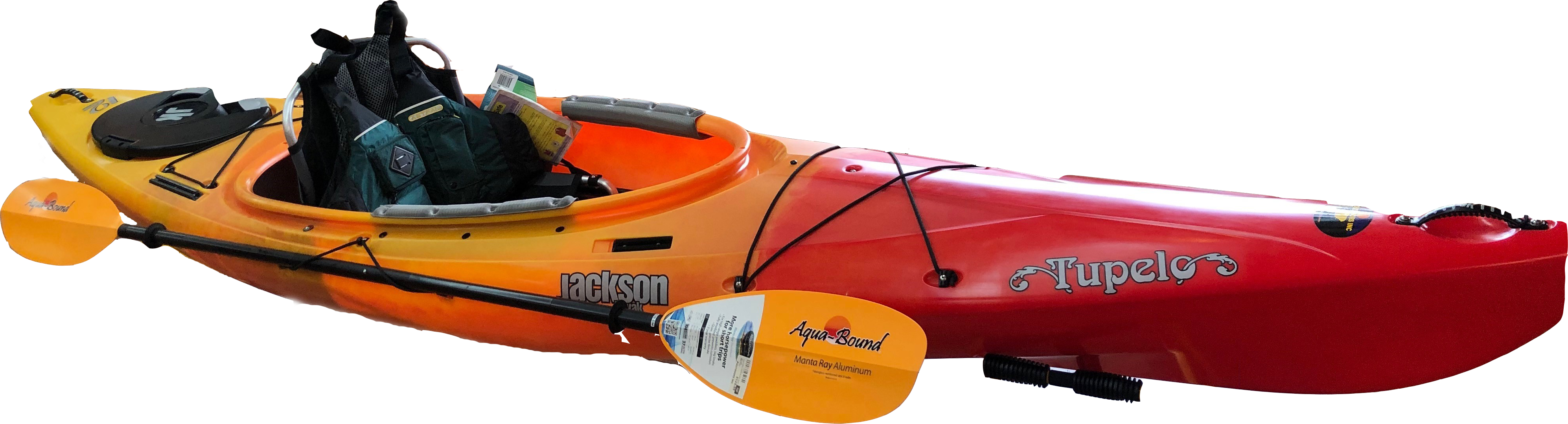 Grand Prize: Outdoors Inc. Kayaking Package (valued at $1000)