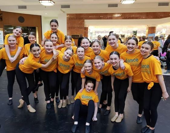 Super Star Team won the DAC Dance Blitz in 2019