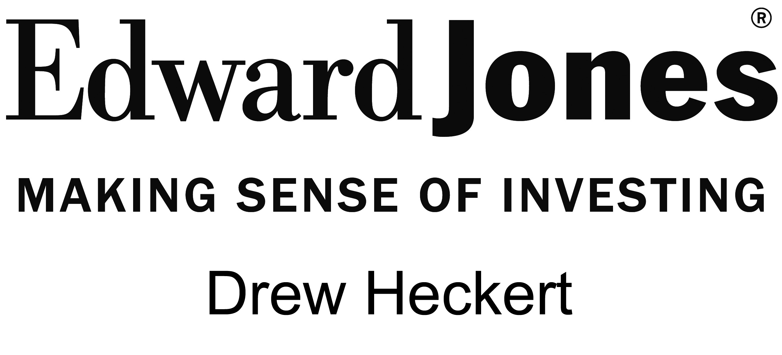 Edward Jones - Drew Heckert
