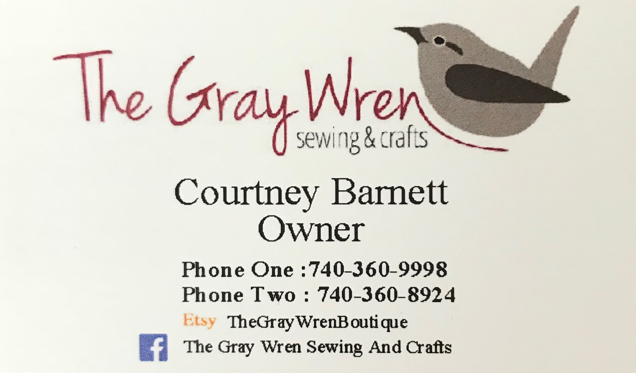 The Gray Wren