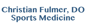 Christian Fulmer, DO - Sports Medicine