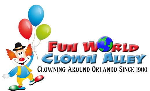 Fun World Clown Alley