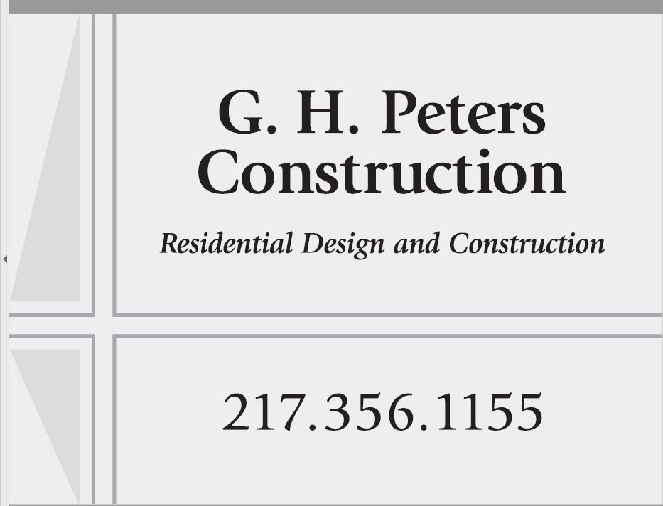 G.H. Peters Construction