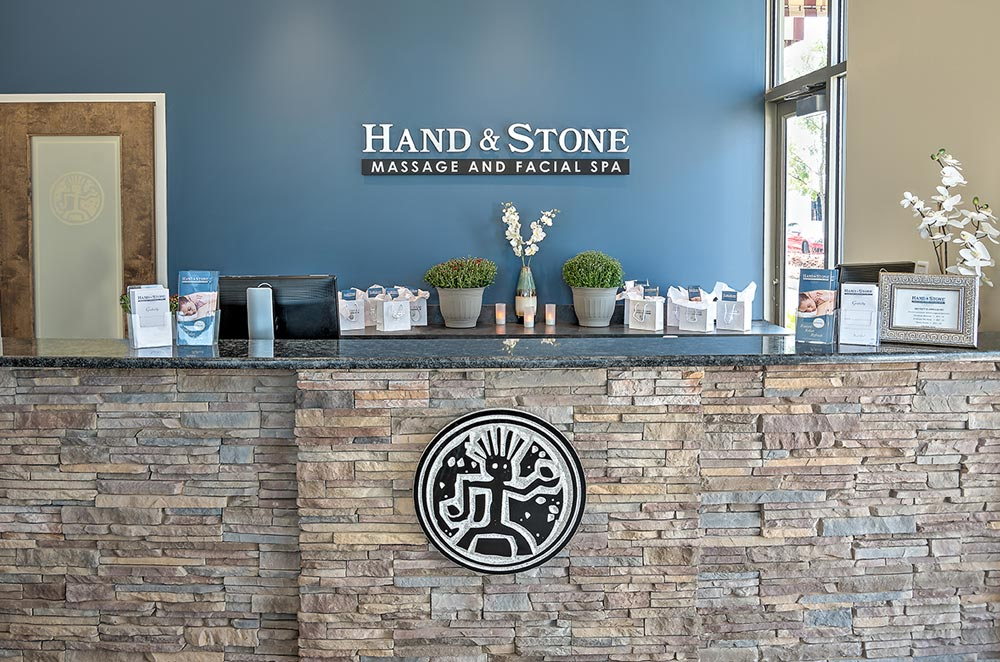 Hand & Stone Massage & Facial Spa Treatment