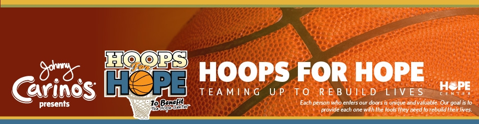 2017 Johnny Carino's Hoops for Hope