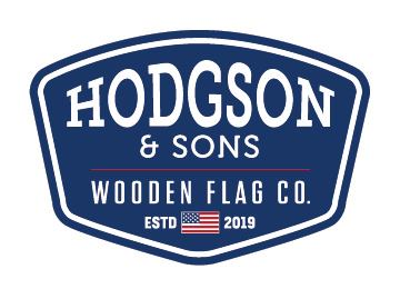 Hodgson & Sons Wooden Flag Co.