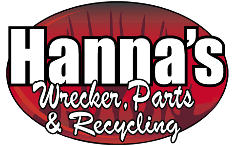 Hanna's Wrecker, Parts & Recycling
