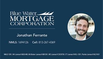 Blue Water Mortgage Corp.
