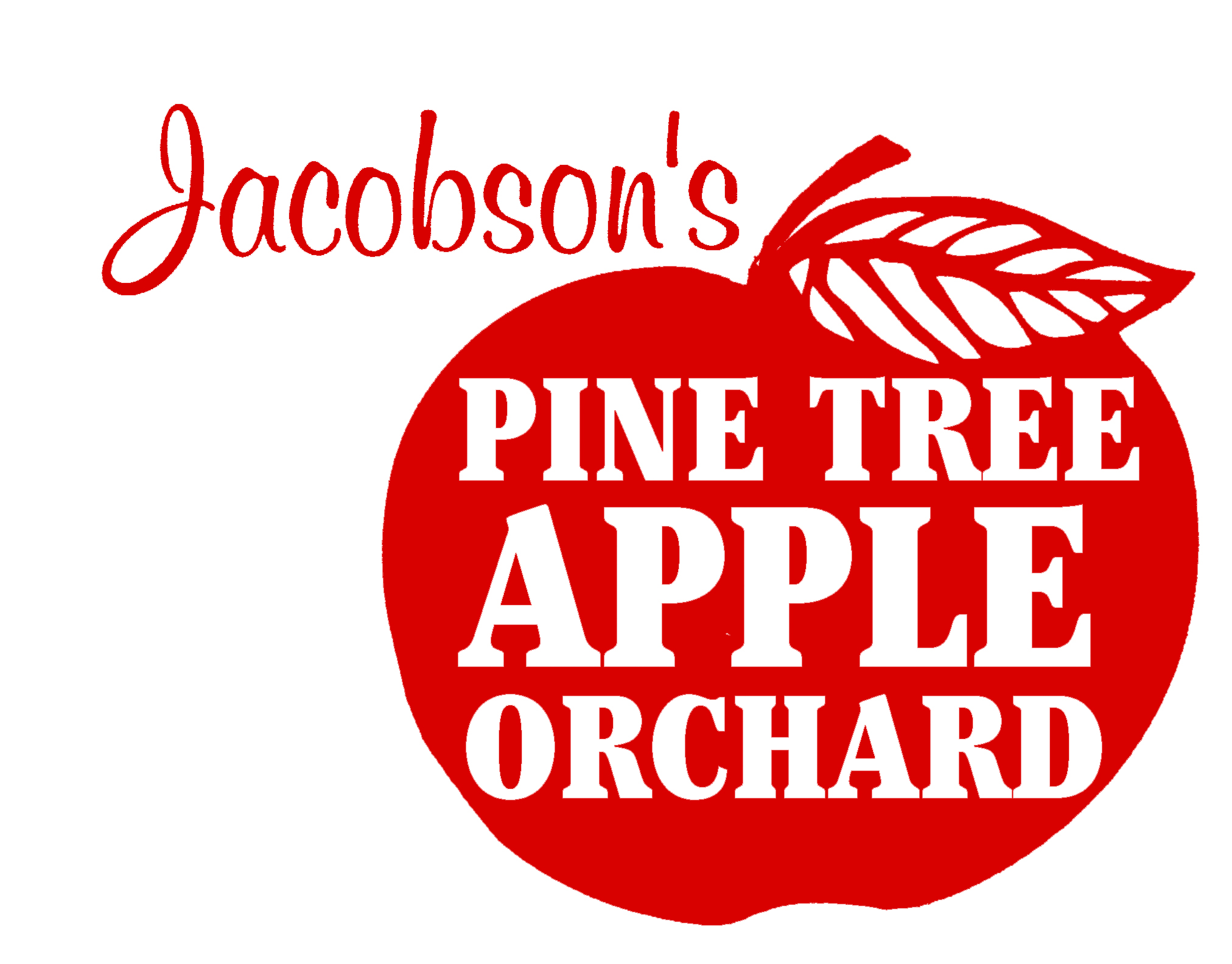 Founding Sponsor - Pine Tree Apple Orchard