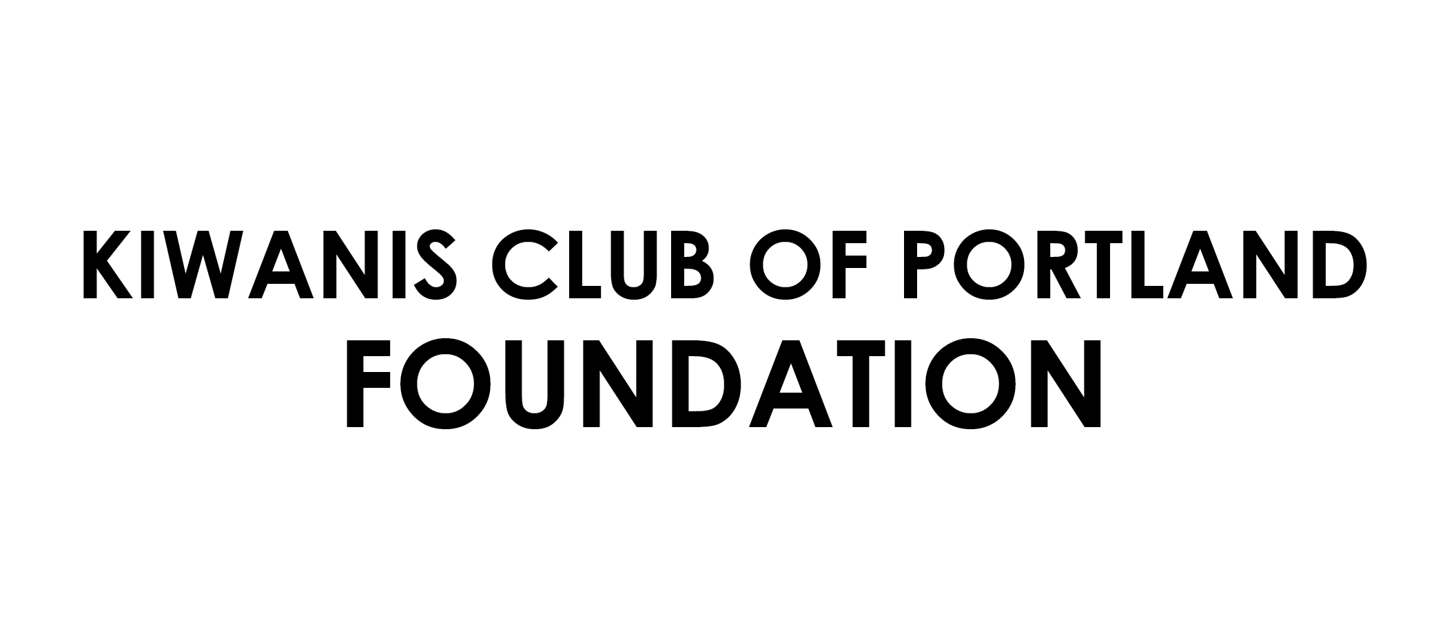 Kiwanis Club of Portland Foundation