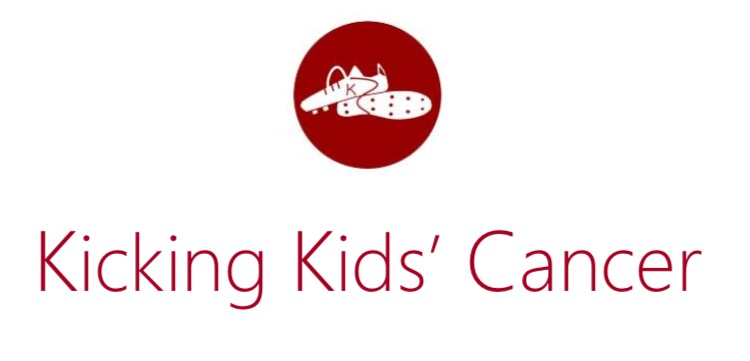Kicking Kids Cancer