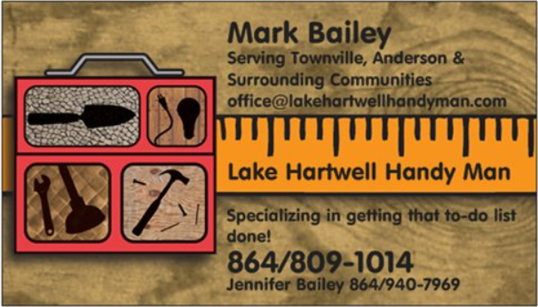 Lake Hartwell Handy Man
