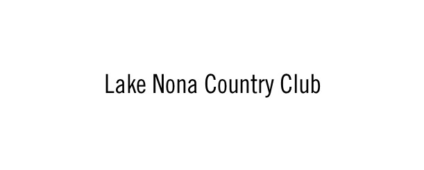 Lake Nona Country Club