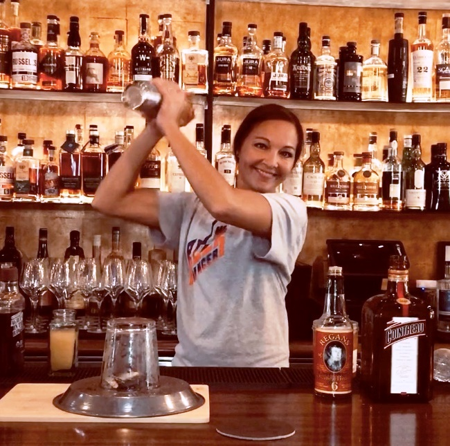 WRC Mixologist - Laura Royer