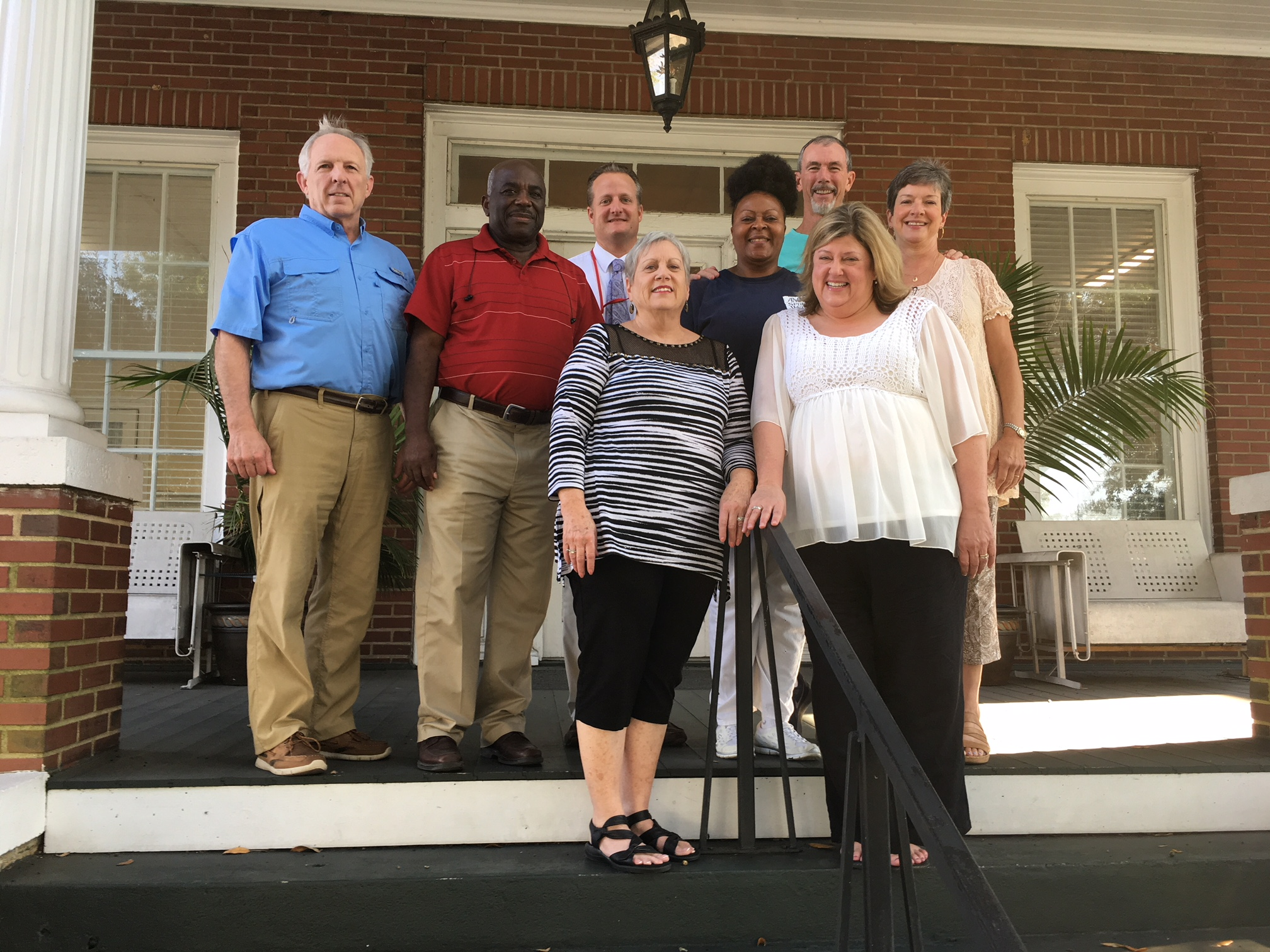 Eufaula Local Leadership Team