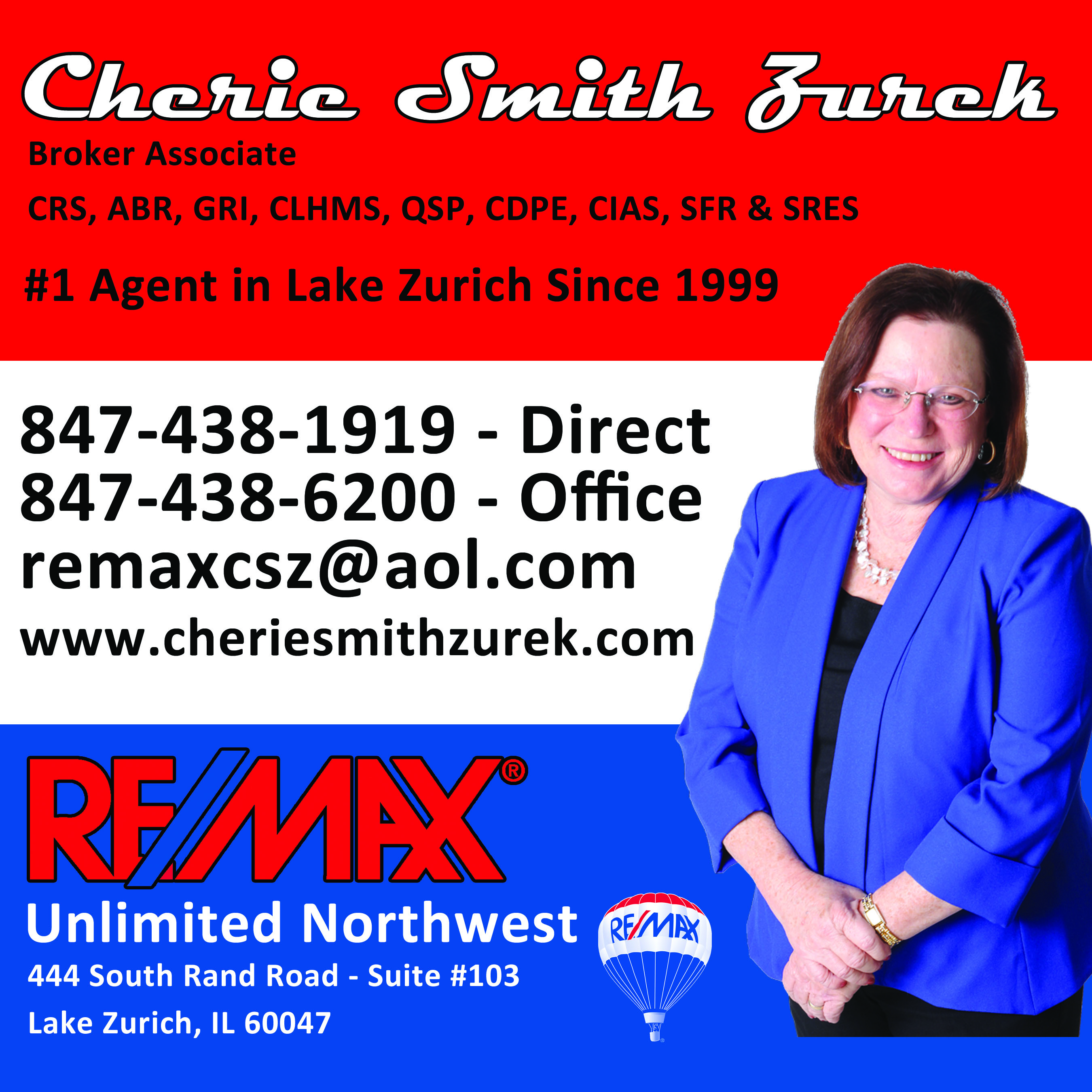 Cherie Smith Zurek