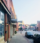 Main Street Downtown Galena