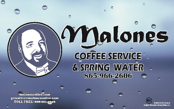 Malone's Coffee and Water