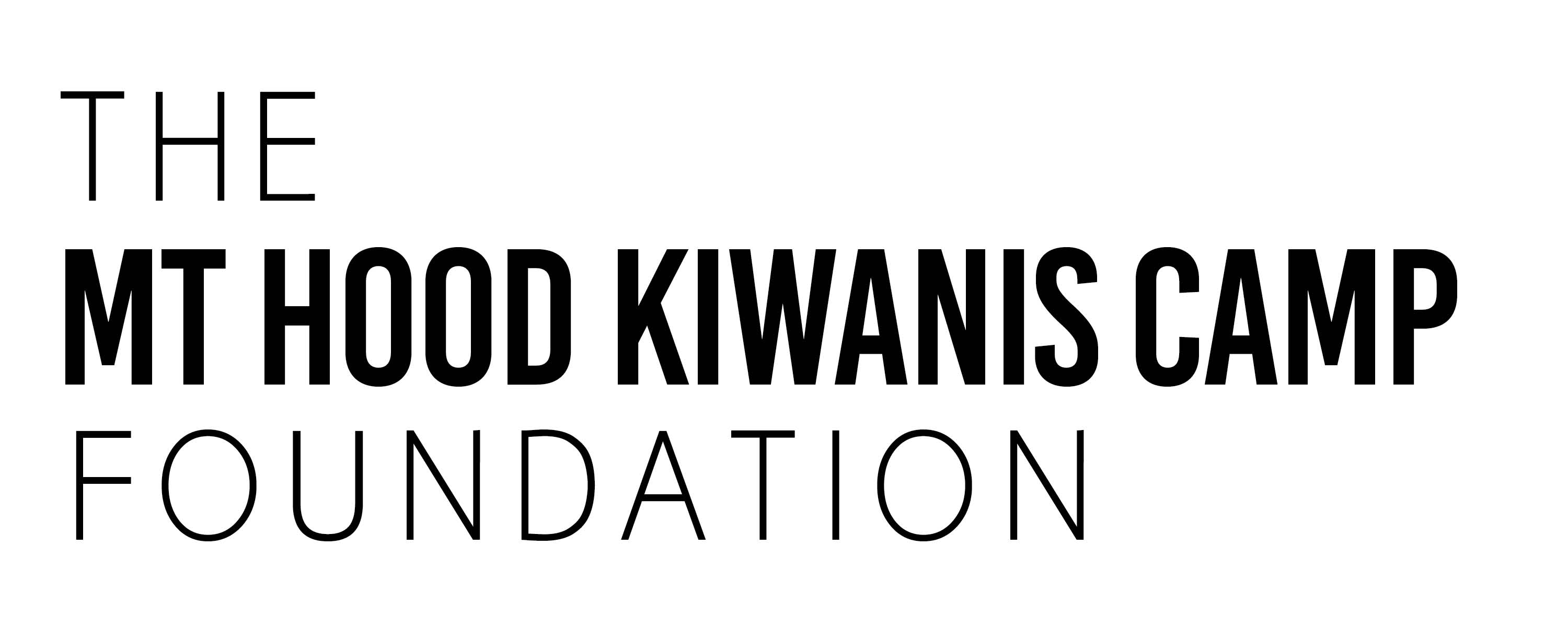 Mt. Hood Kiwanis Camp Foundation