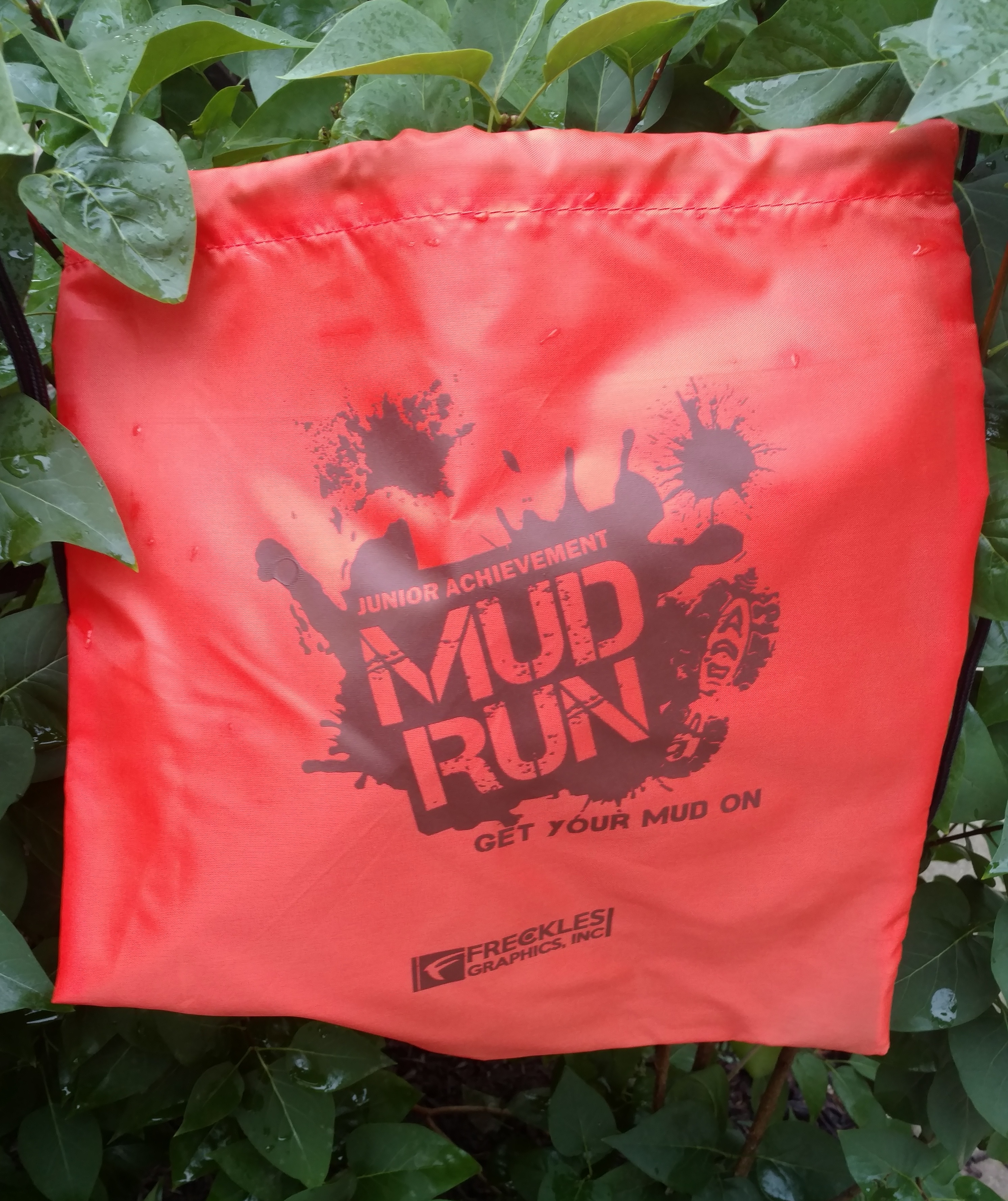 Got Swag? Need a Bag? First 300 registrants receive this race day Swag Bag!