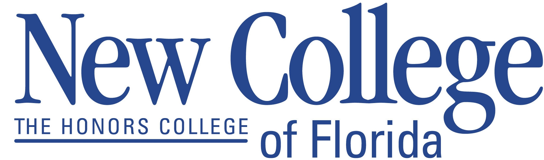 New College of Florida - Venue Sponsor