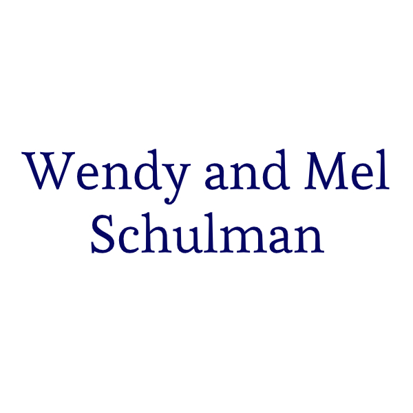 Wendy and Mel Schulman