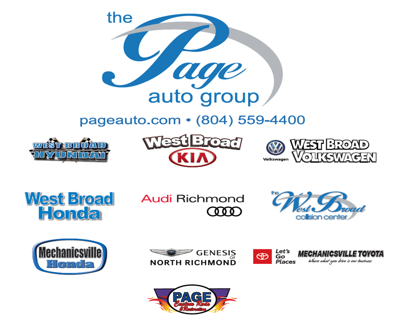 Page Auto Group
