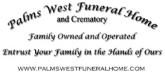 Palms West Funeral Home