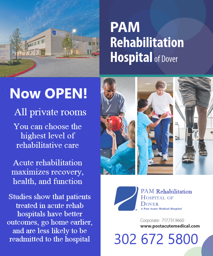 Post Acute Medical Rehabilitation Hospital of Dover